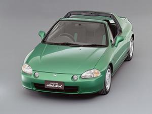 Технические характеристики Honda CRX