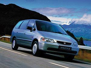 Технические характеристики Honda Shuttle