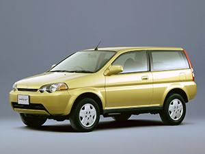 Технические характеристики Honda HR-V 1.6i 2WD 1999-2001 г.