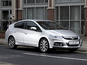 Технические характеристики Honda Insight