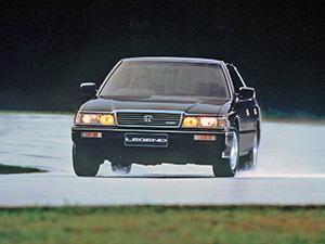 Технические характеристики Honda Legend 2.7i 24V 1987-1991 г.