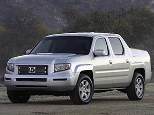 Технические характеристики Honda Ridgeline 3.5 4WD 2005-2008 г.
