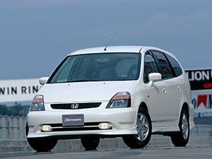 Технические характеристики Honda Stream