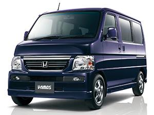 Технические характеристики Honda Vamos