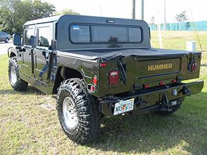 Hummer H1 4 дв. пикап H1