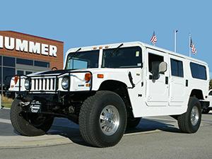 Hummer H1 5 дв. внедорожник H1