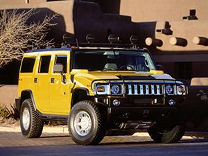 Hummer H2 5 дв. внедорожник H2