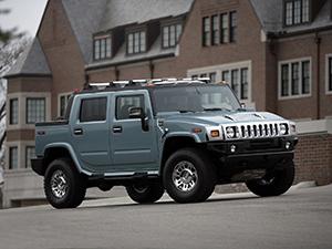 Hummer H2 4 дв. пикап H2 SUT