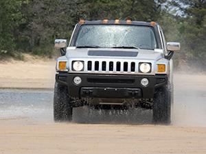 Hummer H3 5 дв. внедорожник H3