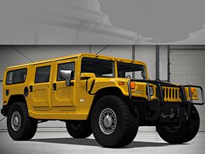 Технические характеристики Hummer H1