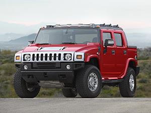 Технические характеристики Hummer H2