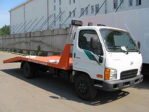 Hyundai HD 2 дв. шасси 72