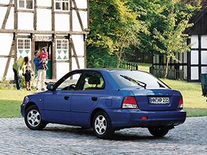 Hyundai Accent 5 дв. хэтчбек Accent (LC)