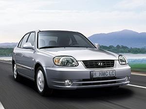 Hyundai Accent 5 дв. хэтчбек Accent (LC2)