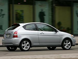 Hyundai Accent 3 дв. хэтчбек Accent (MC)