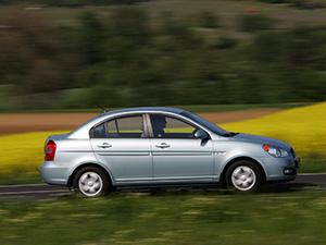 Hyundai Accent 4 дв. седан Accent (RUS)