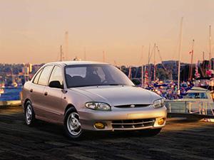 Hyundai Accent 4 дв. седан Accent (X3)
