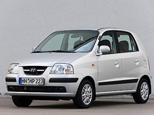 Hyundai Atos 5 дв. хэтчбек Atos