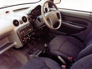 Hyundai Atos 5 дв. хэтчбек Atos Multi