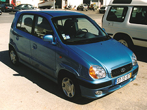 Hyundai Atos 5 дв. хэтчбек Atos Spirit