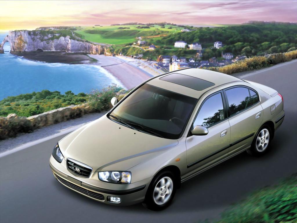 Hyundai (Хендай) Avante 2000-2003 г.