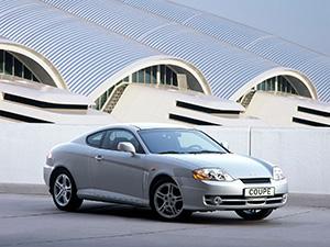 Hyundai Coupe 3 дв. купе Coupe (GK)