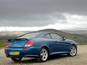 Hyundai Coupe 3 дв. купе Coupe (GK2)