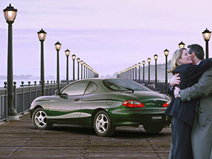 Hyundai Coupe 3 дв. купе Coupe (RD)