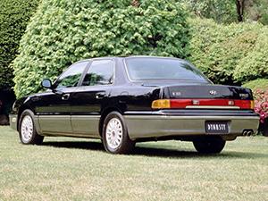 Hyundai Dynasty 4 дв. седан Dynasty