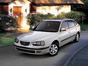 Hyundai Elantra 5 дв. хэтчбек Elantra