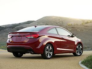 Hyundai Elantra 2 дв. купе Elantra