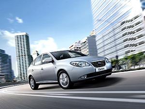 Hyundai Elantra 4 дв. седан Elantra
