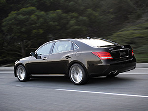 Hyundai Equus / Centennial 4 дв. седан Equus