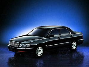 Hyundai Equus / Centennial 4 дв. седан Equus / Centennial