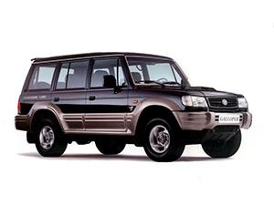 Hyundai Galloper 5 дв. внедорожник Galloper
