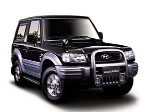 Hyundai Galloper 3 дв. внедорожник Galloper