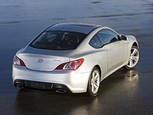 Hyundai Genesis 2 дв. купе Genesis