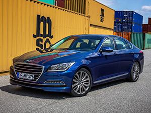 Hyundai Genesis 4 дв. седан Genesis