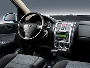Hyundai Getz 5 дв. хэтчбек Getz