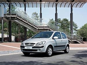 Hyundai Getz 3 дв. хэтчбек Getz