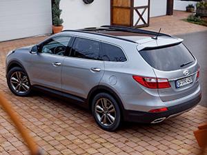 Hyundai Grand Santa Fe 5 дв. внедорожник Grand Santa Fe