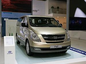 Hyundai Grand Starex (H-1) Минивэн Grand Starex