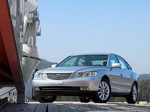 Hyundai Grandeur 4 дв. седан Grandeur
