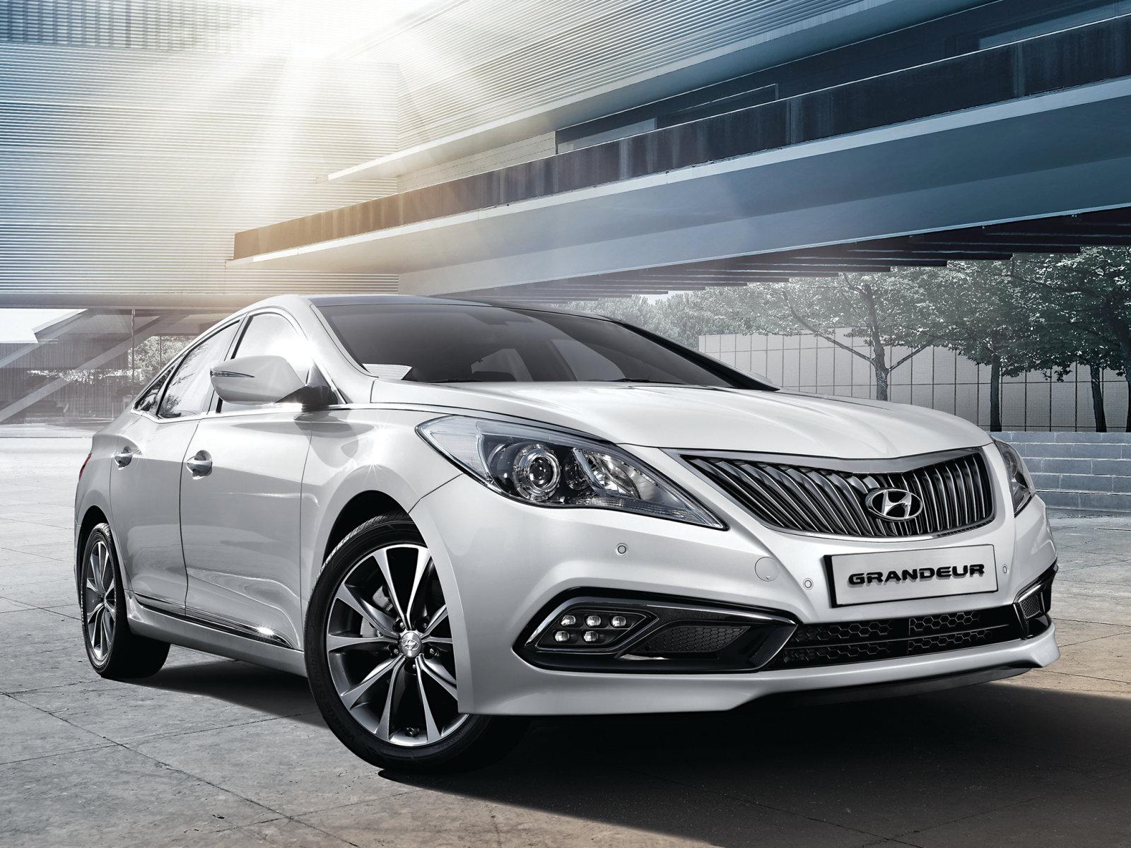 Hyundai (Хендай) Grandeur 2011- г.