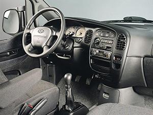 Hyundai H1 4 дв. минивэн H1