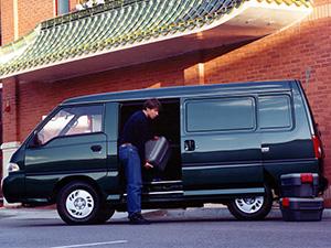 Hyundai H100 4 дв. фургон H100