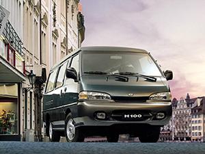 Hyundai H100 4 дв. микроавтобус H100