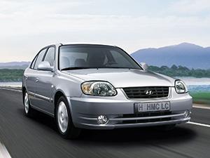 Hyundai Accent 4 дв. седан Accent (LC2)
