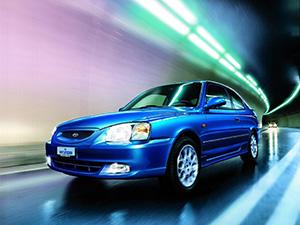 Hyundai Accent 3 дв. хэтчбек Accent (LC)