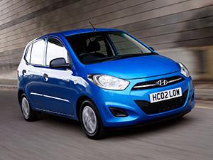 Hyundai i10 5 дв. хэтчбек i10